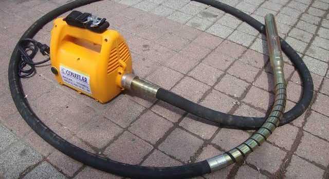 Concrete Vibrator Price
